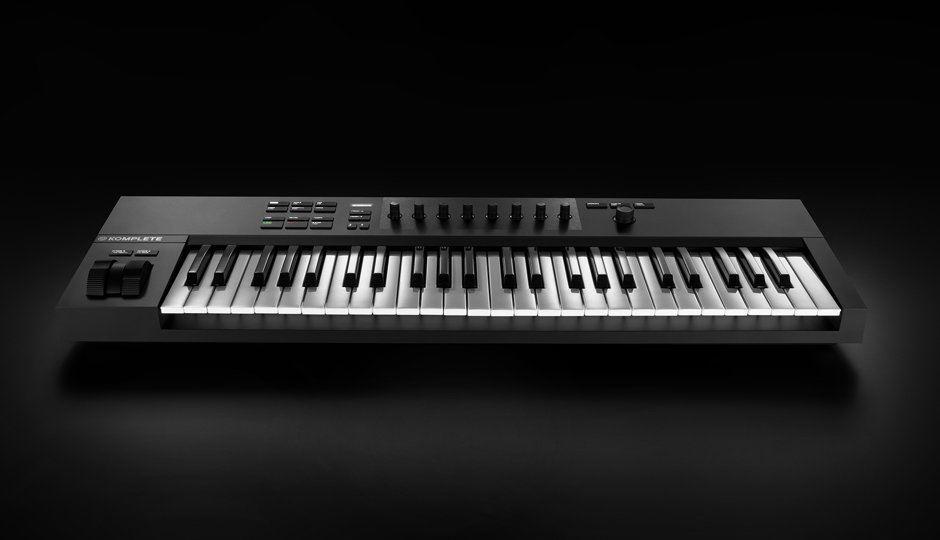 native instruments komplete kontrol a49 midi controller keyboard 49 key perth mega music. Black Bedroom Furniture Sets. Home Design Ideas