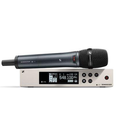 Sennheiser EW 100 G4-835-S Evolution G4 Wireless Handheld Microphone Set