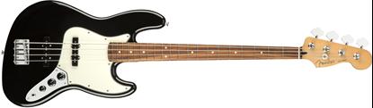 Fender Player Jazz Bass Guitar - Pau Ferro Fretboard - Black