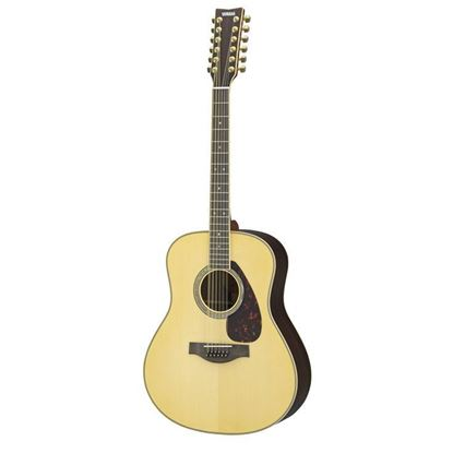 Yamaha LL16-NT12 12 String Jumbo Acoustic Guitar Natural (LL16NT12ARE)