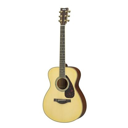 Yamaha LS16M ARE Spruce Mahogany Acoustic Guitar Natural