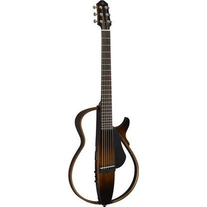Yamaha SLG200S Silent Acoustic Guitar - Natural (SLG200SNT)
