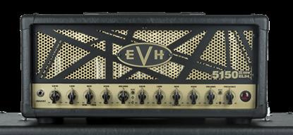 EVH 5150 III EL34 50 Watt Guitar Amplifier Head - Front