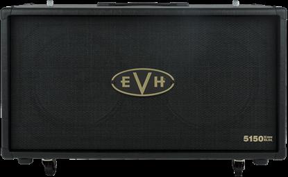 2253101310 EVH 5150 III EL34 212ST 2 x 12 Inch Speaker Cabinet - front view