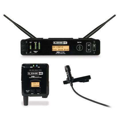 Line 6 XD-V75L Wireless Premium Lavalier Microphone System (XDV75L)