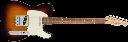 Fender Player Telecaster Electric Guitar - Pau Ferro Fretboard - 3 Colour Sunburst 1