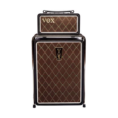 Vox Mini Superbeetle Stack Guitar Amplifier and Cabinet Front