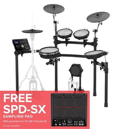 Roland TD-25K V-Drums Electronic Drum Kit (TD25K)