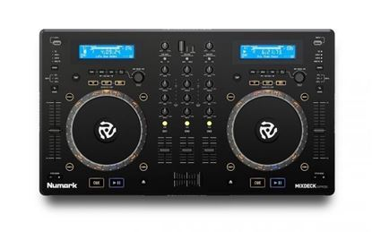 Numark Mixdeck Express Top View