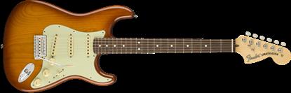 Fender American Performer Stratocaster Electric Guitar - Rosewood Neck - Honey Burst