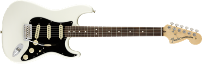 Fender American Performer Stratocaster Electric Guitar - Rosewood Neck - Arctic White
