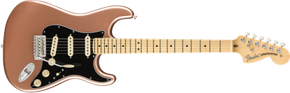 Fender American Performer Stratocaster Electric Guitar - Maple Neck - Penny