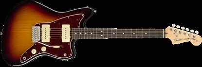 Fender American Performer Jazzmaster Electric Guitar - Rosewood Neck - 3-Color Sunburst