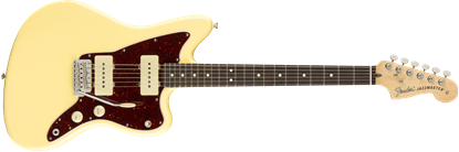 Fender American Performer Jazzmaster Electric Guitar - Rosewood Neck - Vintage White
