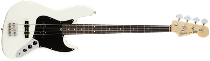 Fender American Performer Jazz Bass Electric Guitar - Rosewood Neck - Arctic White