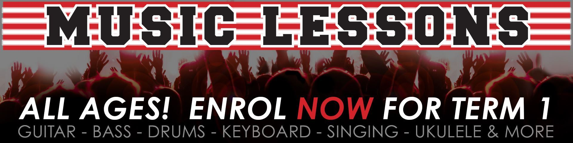 Music Lessons in Perth - Enrol Today