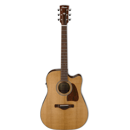 Ibanez AVD9CE Artwood Acoustic Guitar Vintage Full View