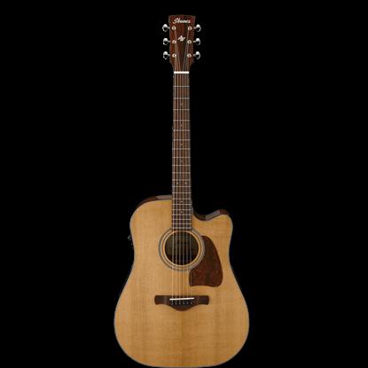 Ibanez AVD9CE Artwood Acoustic Guitar Vintage Full View