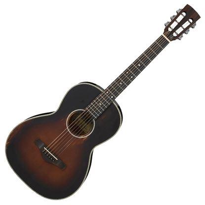Ibanez AVN11 Artwood Acoustic Vintage Guitar Full View