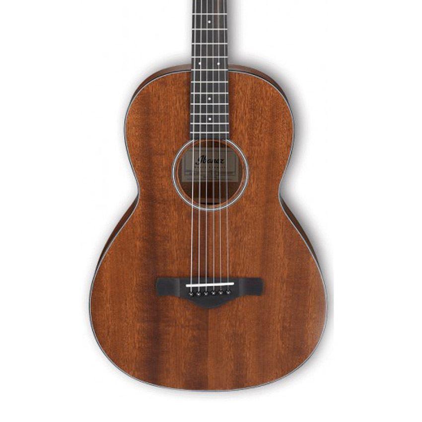 verkkokauppa uusi halpa kuumia tuotteita Ibanez AVN9 Artwood Vintage Grand Concert Thermo Aged Acoustic Guitar -  Open Pore Natural
