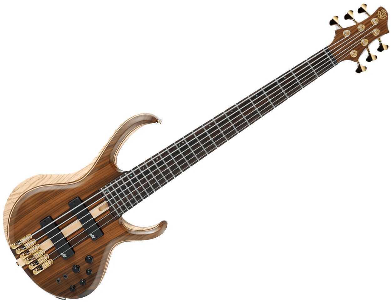 ibanez btb1806 6 string bass guitar natural low gloss perth mega music online. Black Bedroom Furniture Sets. Home Design Ideas
