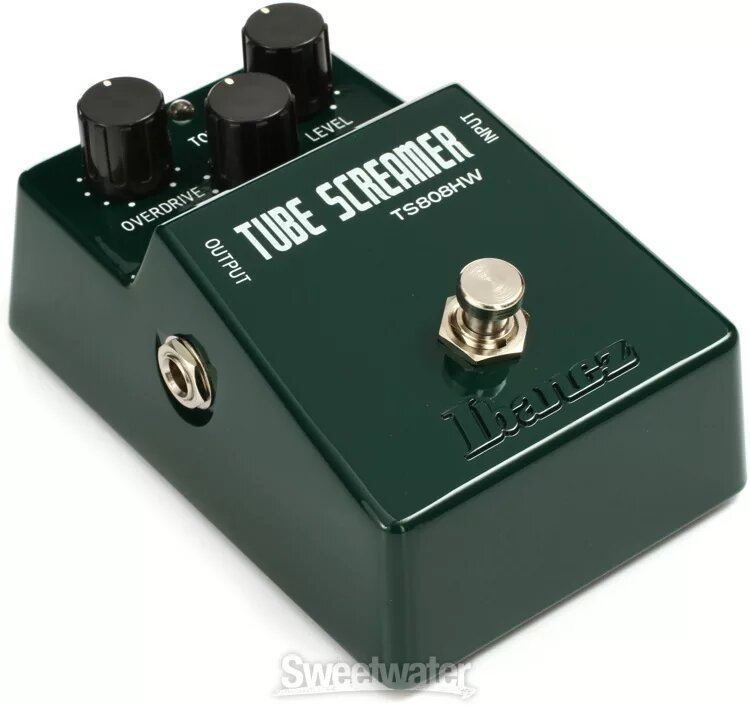 ibanez ts808hwb hand wired tube screamer guitar effects pedal perth mega music online. Black Bedroom Furniture Sets. Home Design Ideas