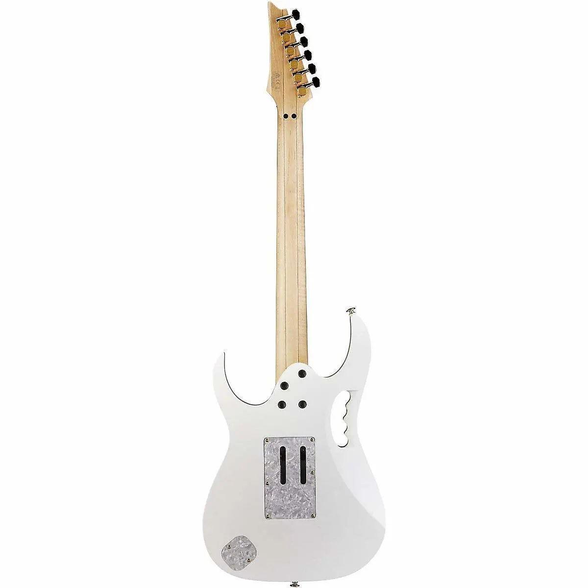 ibanez jem7v steve vai electric guitar white perth mega music online. Black Bedroom Furniture Sets. Home Design Ideas