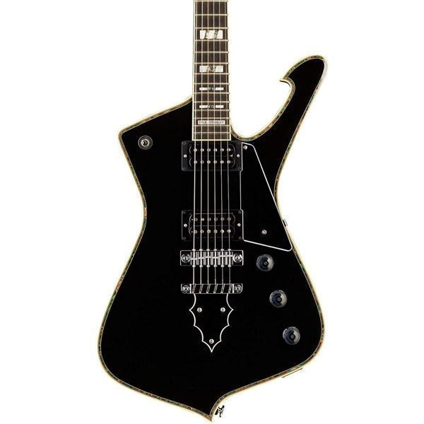 ibanez ps10 paul stanley signature electric guitar black perth mega music online. Black Bedroom Furniture Sets. Home Design Ideas