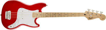 Squier Affinity Bronco Bass Guitar Front