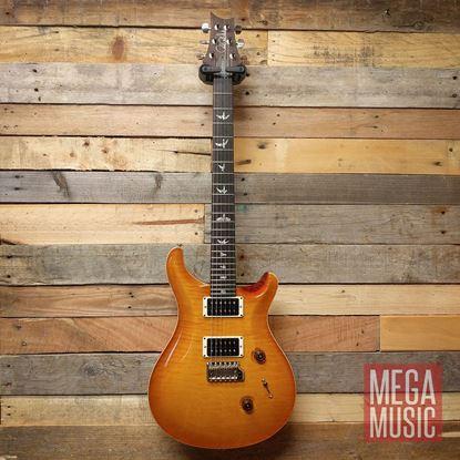 PRS Custom 24 Electric Guitar - Pattern Thin - McCarty Sunburst