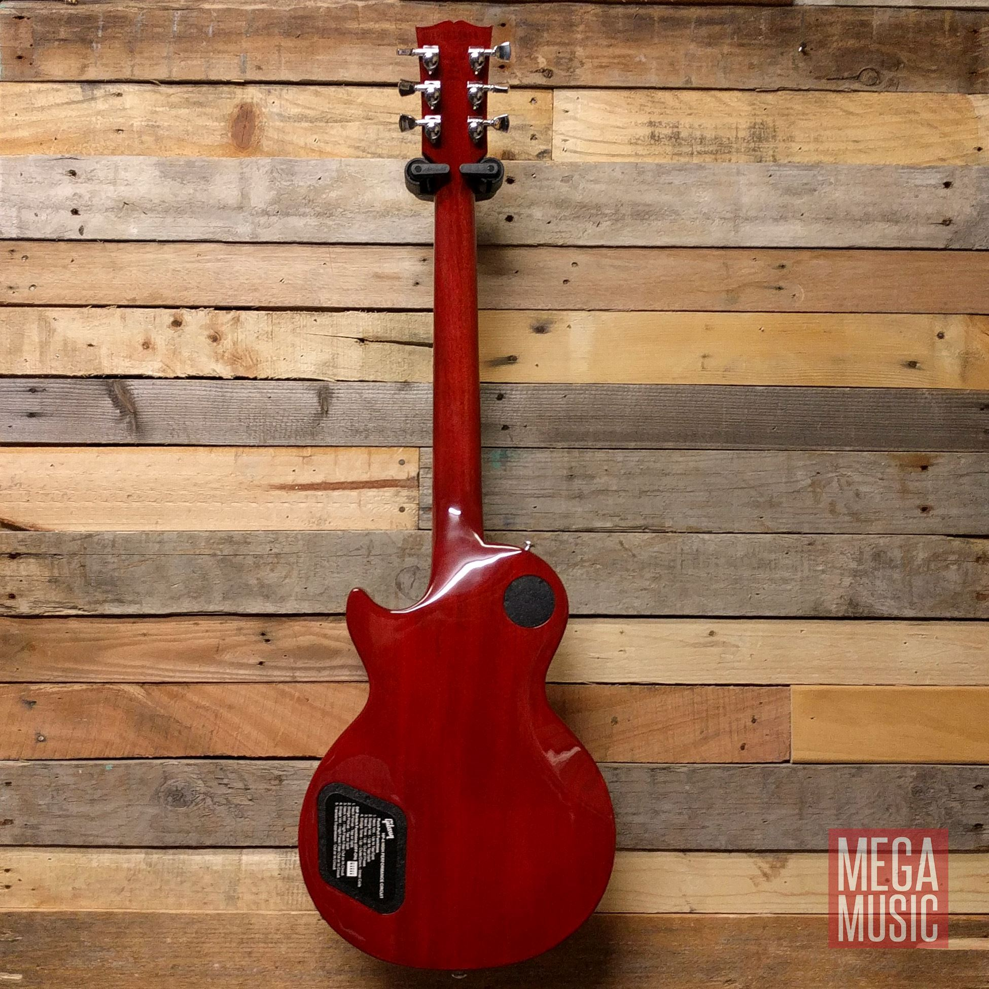Gibson Les Paul High Performance 2019 Electric Guitar Heritage Cherry Fade rear