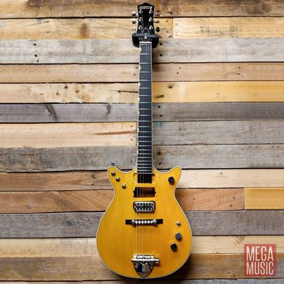 G6131-MY Malcolm Young Signature Jet Electric Guitar Natural Finish Front