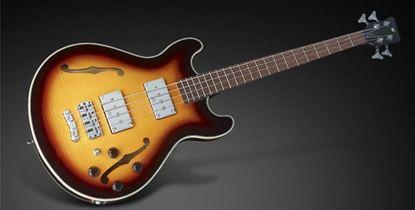 Warwick Rockbass Star Bass 4 String Bass Guitar - Vintage Sunburst