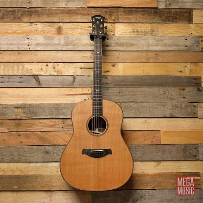 Taylor 717e Grand Pacific Acoustic Guitar - Natural Front