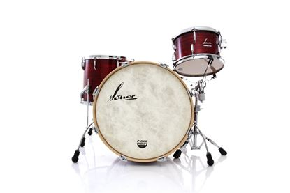 Sonor Vintage Series 3 Piece Drum Kit - Vintage Red Oyster