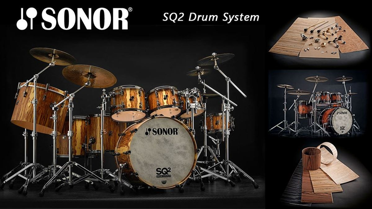 Authorized Sonor SQ2 Dealer