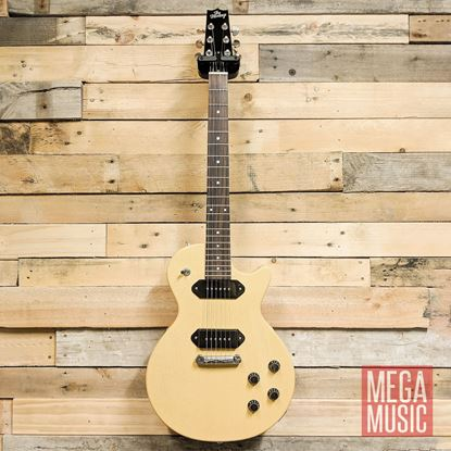 Heritage Standard H-137 Second Edition Solid Singlecut Electric Guitar - TV Yellow