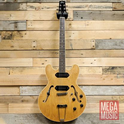 Heritage Standard H-530 Semi-Hollow Electric Guitar - Antique Natural