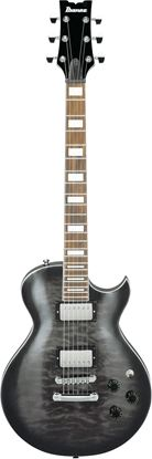 Ibanez ART120QA Electric Guitar - Transparent Black Sunburst High Gloss