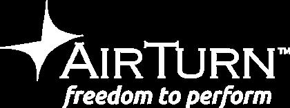 Musical instrument manufacturer AirTurn
