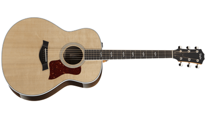 Taylor 418e Spruce/Rosewood Grand Orchestra Acoustic Guitar Front