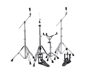 Mapex Armory 5-Piece Hardware Pack - Standard Chrome