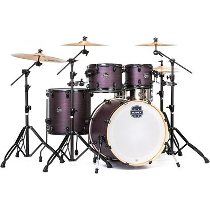 Mapex Armory Series Shell Pack 5-Piece Drum Kit with 22 inch Kick - Purple Haze