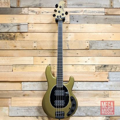 Ernie Ball Music Man BFR StingRay Special 4 HH Bass Guitar - Dargie Delight 3 Front
