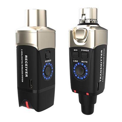 Xvive U3 Digital 2.4GHz Wireless Microphone System