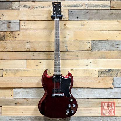 Gibson SG Special 2019 Electric Guitar - Vintage Sparkling Burgundy
