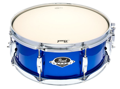 Pearl Export 14x5.5 inch Snare Drum - High Voltage Blue
