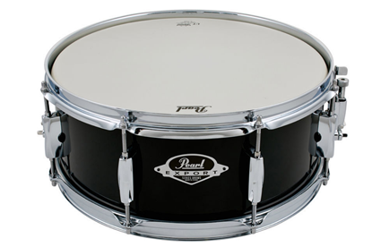 Pearl Export 14x5.5 inch Snare Drum - Jet Black