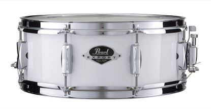 Pearl Export 14x5.5 inch Snare Drum - Pure White