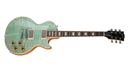 Gibson Les Paul Standard 2019 Electric Guitar - Seafoam Green Front